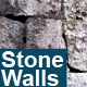 Old Stone Walls and Brick Walls - GraphicRiver Item for Sale