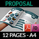 Company Proposal Brochure Template Vol.3 - GraphicRiver Item for Sale
