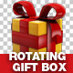 Gift Box Rotating - VideoHive Item for Sale