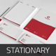 Stationary & Invoice Design Template v2 - GraphicRiver Item for Sale