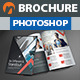 Corporate Bifold Brochure V22 - GraphicRiver Item for Sale