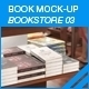 Bookstore Edition 03 Mock-up - GraphicRiver Item for Sale