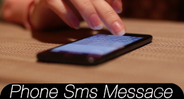 Prints Sms Message