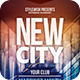 New City Flyer - GraphicRiver Item for Sale