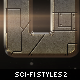 Sci-fi Layer Styles Vol. 2 - GraphicRiver Item for Sale