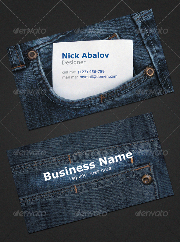 33 Brilliant Business Card Templates