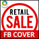 Retail Sales Facebook Cover - GraphicRiver Item for Sale