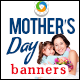 Mothers Day Special Banners - GraphicRiver Item for Sale