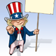 "Uncle Sam - ""I Want You"" Placard - GraphicRiver Item for Sale"