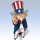 "Uncle Sam - ""I Want You"" - GraphicRiver Item for Sale"