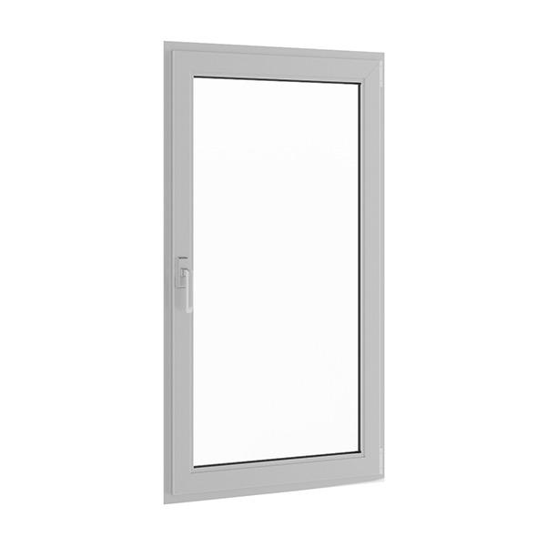 Metal Window 910mm x 1500mm - 3DOcean Item for Sale