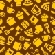 Seamless  Kitchen Pattern - GraphicRiver Item for Sale