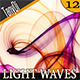 Abstract Mat Light Waves 2 - GraphicRiver Item for Sale