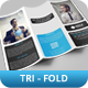 Creative Corporate Tri-Fold Brochure Vol 15 - GraphicRiver Item for Sale