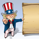 """Uncle Sam - """"I Want You"""" Declaration - GraphicRiver Item for Sale"""