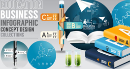 Education and Business Concept Design