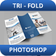 Creative Corporate Tri-Fold Brochure Vol 12 - GraphicRiver Item for Sale