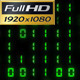 Cool Digital Binary Matrix Effect - VideoHive Item for Sale