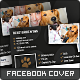 Pet Care Facebook Cover - GraphicRiver Item for Sale