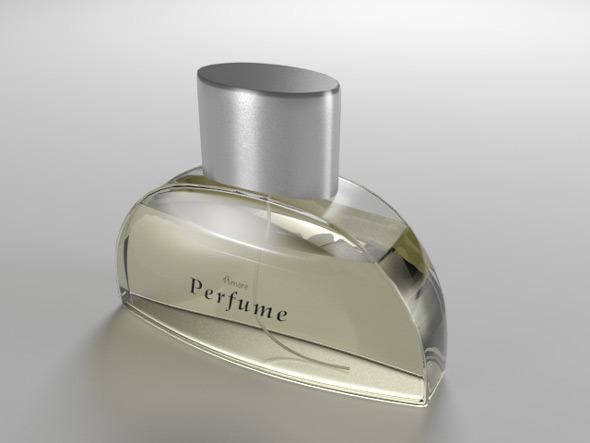 Perfume Spray Bottle - 3DOcean Item for Sale