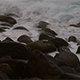 Water Seeping Through Beach Rocks - VideoHive Item for Sale