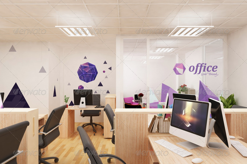 11 Mockup Branding For Small Offices