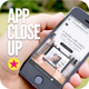 App UI Close-Up Mock-Up 5s Bundle - GraphicRiver Item for Sale