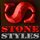 Stone Text Styles v.1 - GraphicRiver Item for Sale