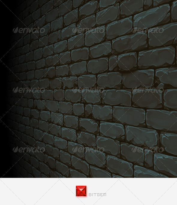 Wall Texture Tile 04 - 3DOcean Item for Sale