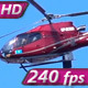 Flying Helicopter - VideoHive Item for Sale