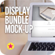 Laptop | Web App Mock-Up Bundle - GraphicRiver Item for Sale