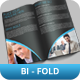 Creative Corporate Bi-Fold Brochure Vol 14 - GraphicRiver Item for Sale