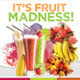 Fruit Juice Menu Flyer - GraphicRiver Item for Sale
