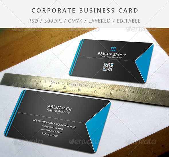 simple business card design - Simple Business Card Design