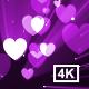 Valentine Background 4K - VideoHive Item for Sale