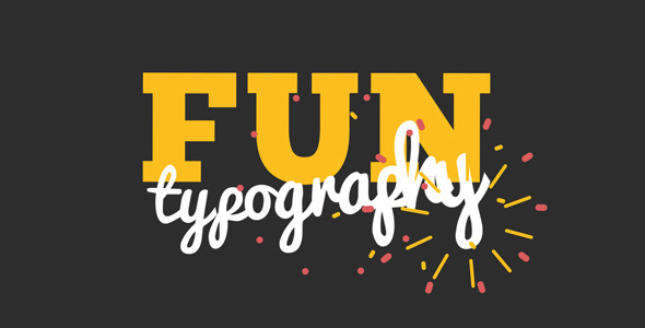 fun kinetic typographyvladdrem | videohive, Modern powerpoint
