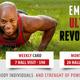 Fitness Facebook Timeline 04 - GraphicRiver Item for Sale