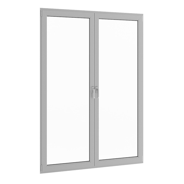 Metal Window 1894mm x 2360mm - 3DOcean Item for Sale