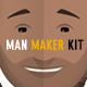 Man Maker Kit - GraphicRiver Item for Sale