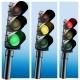 Semaphore Realistic Traffic Lights - GraphicRiver Item for Sale