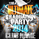 Ultimate Graduation Party Flyer Templates - GraphicRiver Item for Sale