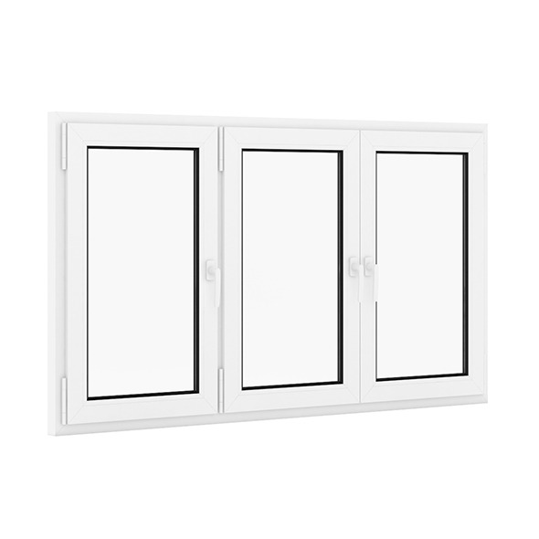 Plastic Window 1970mm x 1120mm - 3DOcean Item for Sale