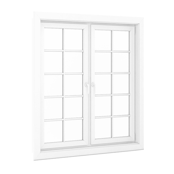 Plastic Window 1940mm x 2020mm - 3DOcean Item for Sale