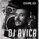 DJ Promotional Flyer V1 - GraphicRiver Item for Sale