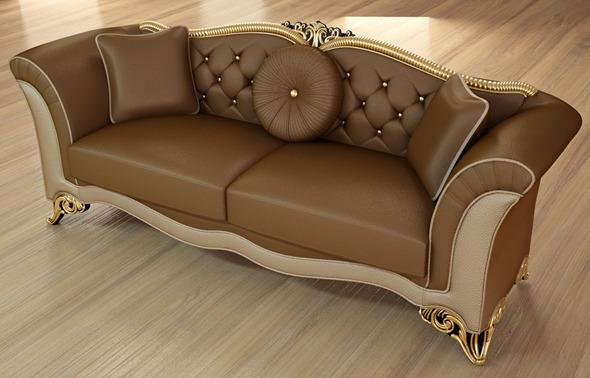 Sofa Ress - 3DOcean Item for Sale