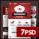 FancyFood - Multipurpose E-Newsletter Template - GraphicRiver Item for Sale