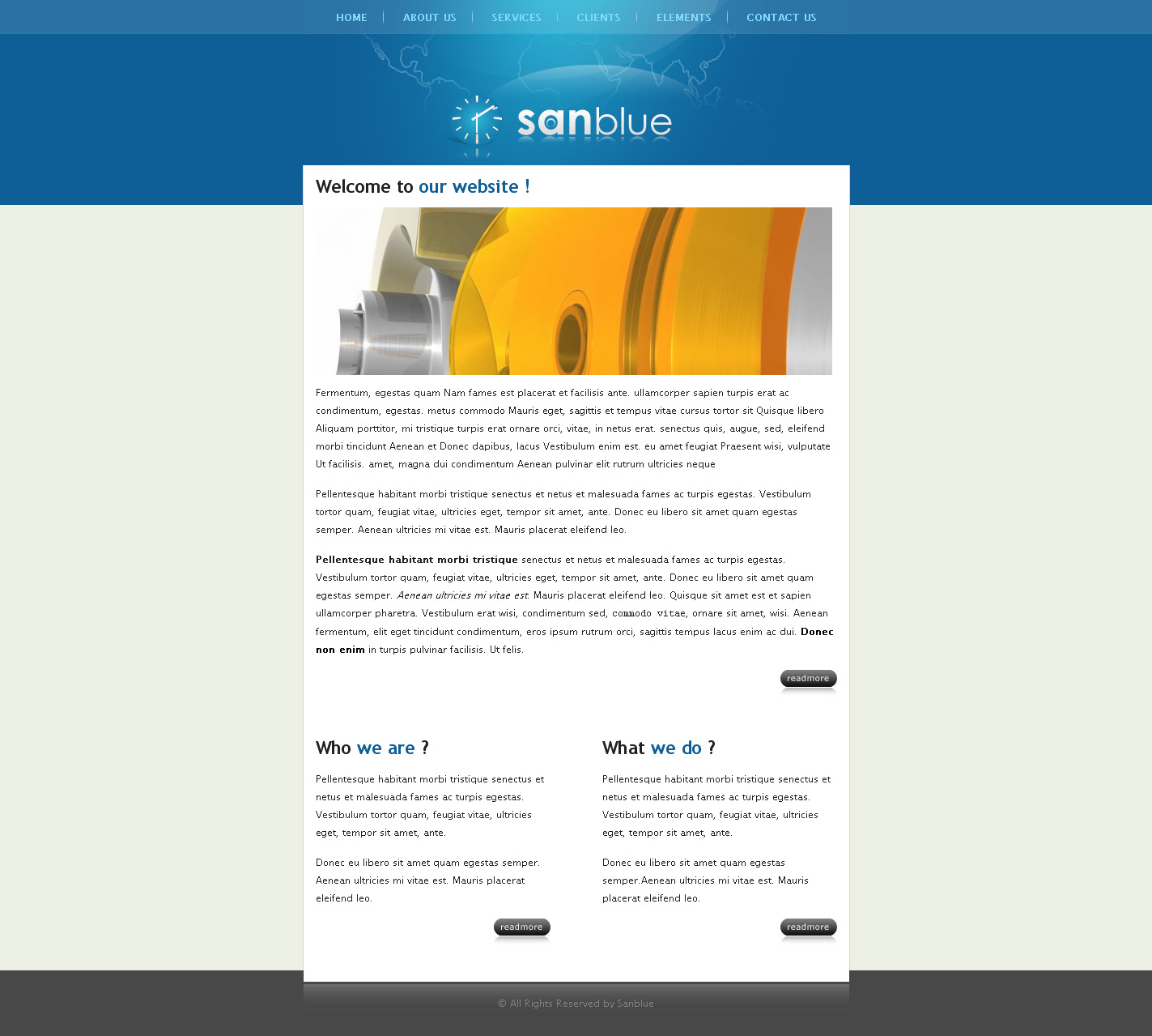 Free Download Sanblue Nulled Latest Version