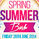 Summer / Spring Party Flyer - GraphicRiver Item for Sale