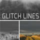 Glitch Lines Slideshow - VideoHive Item for Sale