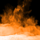 Thick Smoke Falling Down - VideoHive Item for Sale